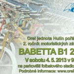 Babetta B1 2013_plakát