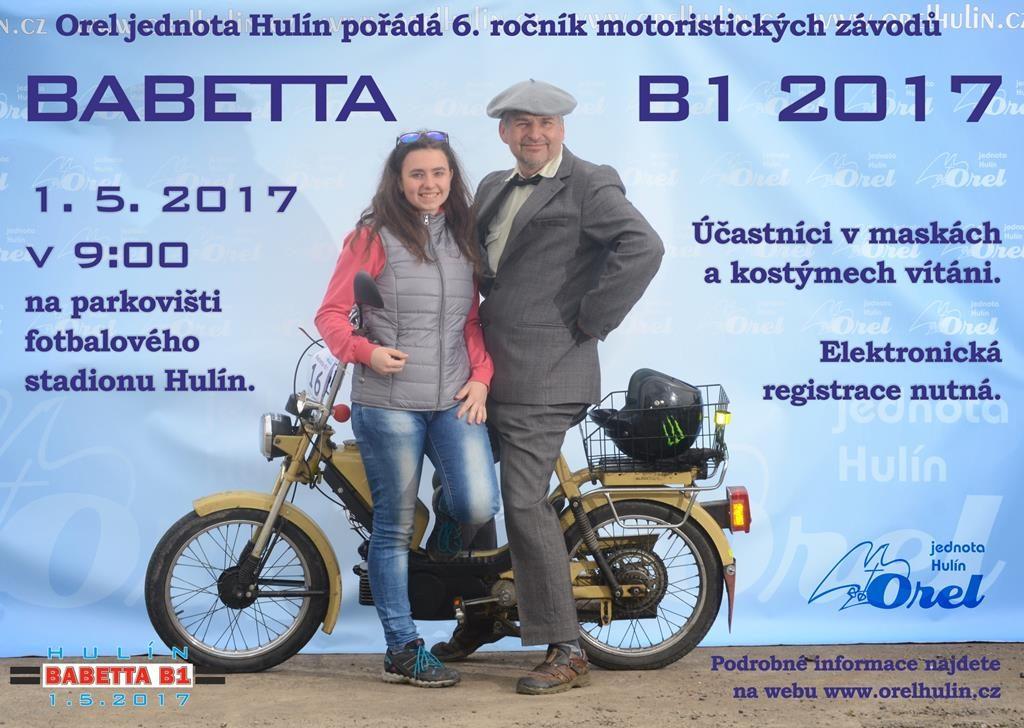 Babetta B1 2017_plakát
