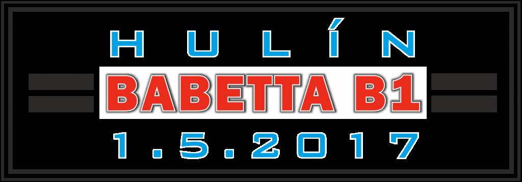 Babetta B1 LOGO 2017