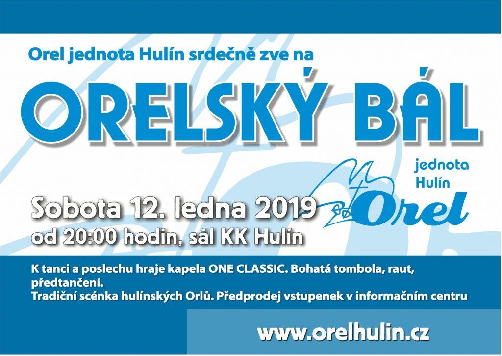 2019.01.12 plakát-Orelský bál