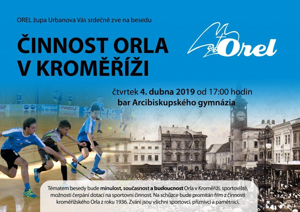 Beseda - Orel jednota Kroměříž