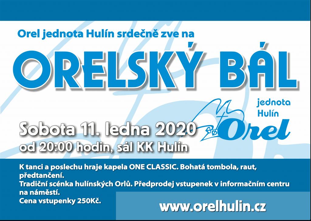 2020.01.11 plakát-Orelský bál