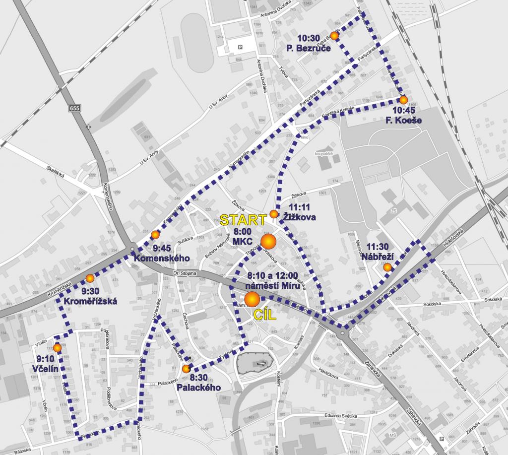 Mapa 2020